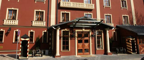 Hotel Diament Arsenal Palace ****